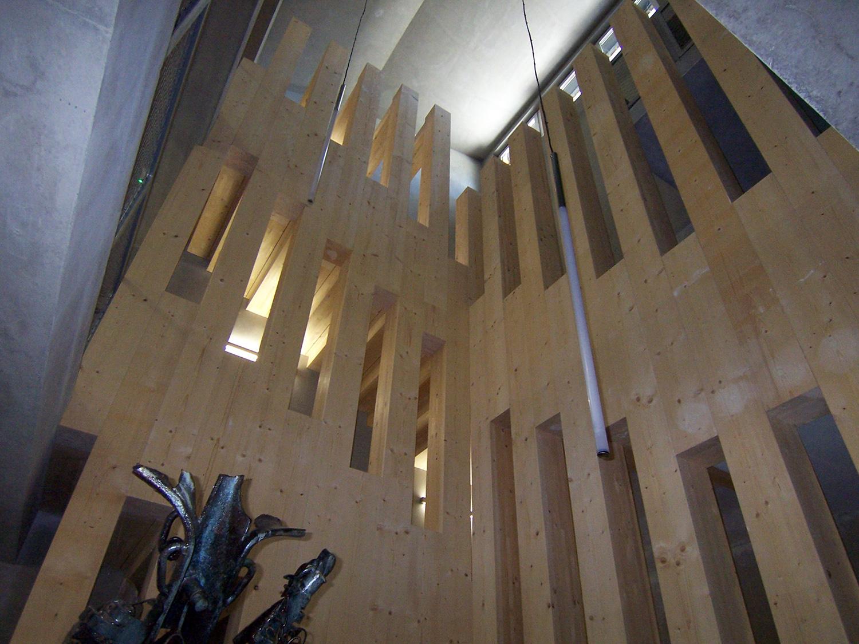 Pure architecture patrimoine construction de la for Conseils construction maison